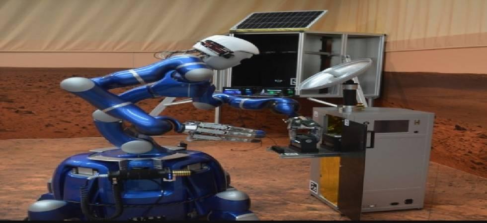 Humanoid robot set for Mars exploration (Photo: Twitter)