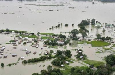 Free train transportation of relief goods for Kerala flood victims