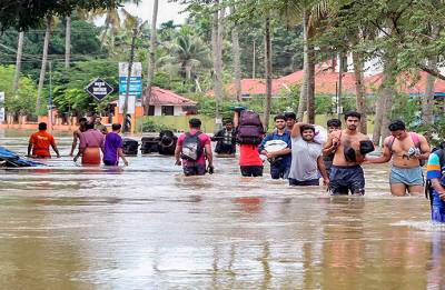 Kerala Floods: We need to unite as one to tackle it, says CM Pinarayi Vijayan