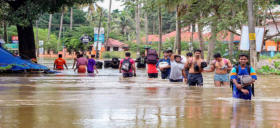 Kerala Flood: 'We need to unite as one to tackle it,' says Kerala CM Pinarayi Vijayan (Photo: PTI)