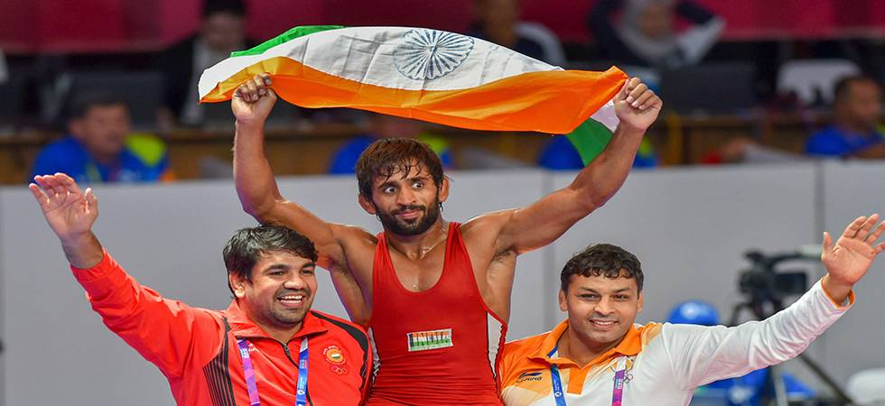 Bajrang Punia: Five lesser known facts about India's first gold medallist at Asian Games 2018 (Photo: PTI)