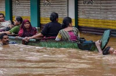 Kerala Floods: Centre unlikely to accept UAE's Rs 700 crore relief aid