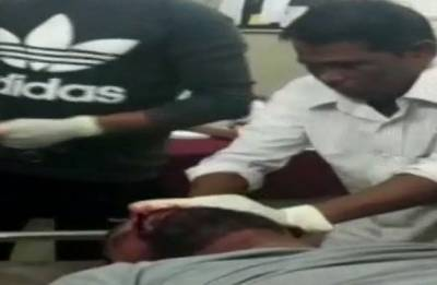 Sweeper turns 'surgeon' in Gujarat hospital, stitches patient's wound in presence of doctor