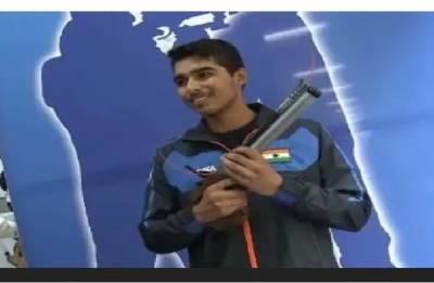 Farmer's son Saurabh Chaudhary shoots Asian Games gold on senior debut at 16