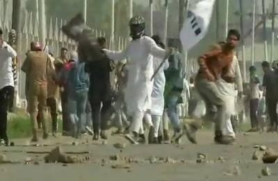 Jammu and Kashmir: Violence mars Bakrid celebrations in Valley; three cops shot dead