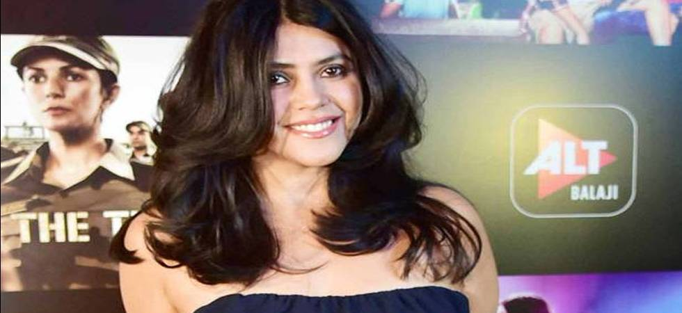 Ekta Kapoor visits residents of collapsed building ahead of her show's release (file photo)