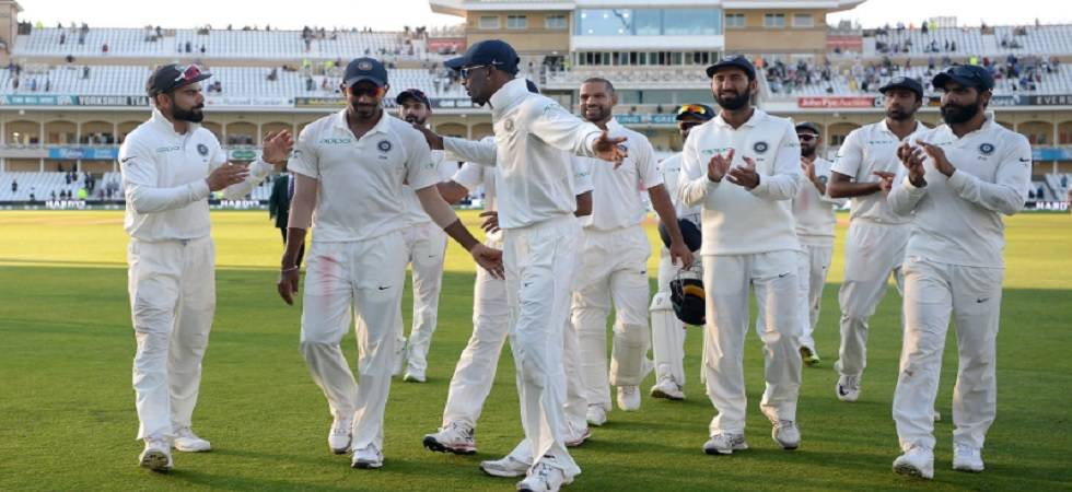ENG vs IND, 3rd Test: India beat England by 203 runs  (twitter)