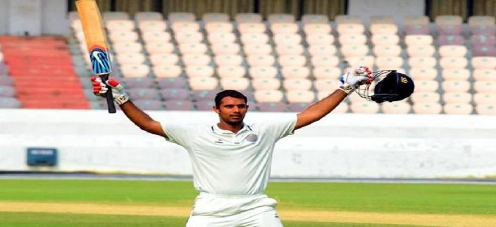 Who is Hanuma Vihari - Team India's new player for England series (Photo- Twitter/@SirJadejaaaa)