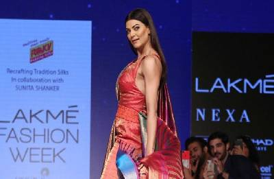 Today women don't need to pull down each other to be better: Sushmita Sen