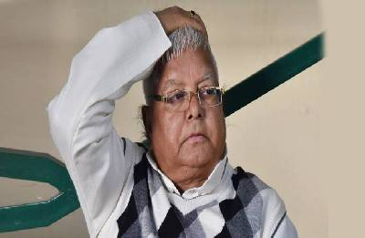 Lalu Prasad Yadav's bail plea rejected by Ranchi High Court; RJD chief told to surrender on August 30