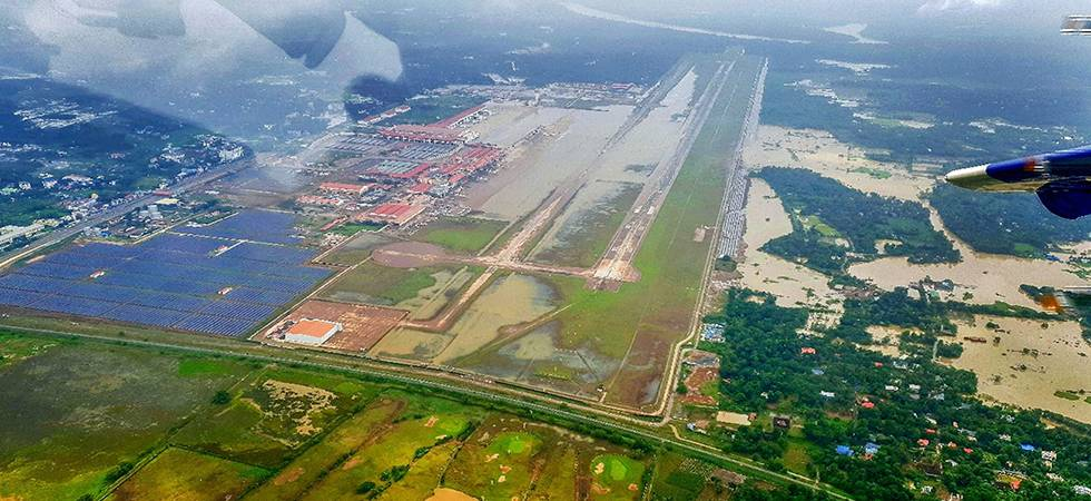 The Union government refuses to accept help for flood-damaged Kerala from the United Arab Emirates (Photo: PTI)