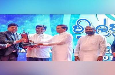 Forbes Marshall Lanka Wins the Golden Flame Award for Energy Efficiency Improvement