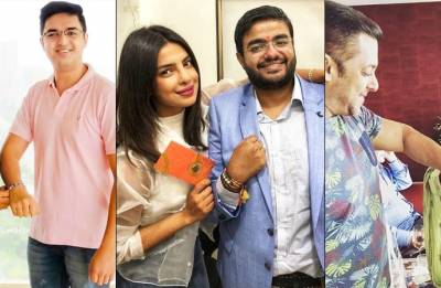 Raksha Bandhan: Salman Khan to Priyanka Chopra - Here is how B-town stars celebrate aww-dorable moment