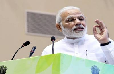 Debate on simultaneous polls 'healthy sign for democracy': PM Modi
