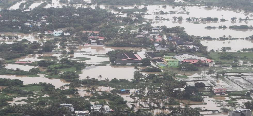 Kerala rain fury: More than 3.26 lakh people still in relief camps (Photo: Twitter/@narendramodi)