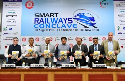 6000 railway stations will be WiFi-enabled in next six months: Goyal