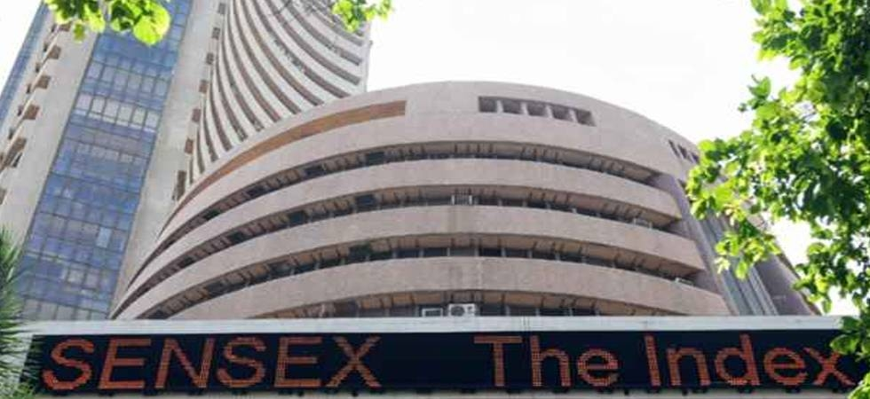 Sensex enjoys new highs on upbeat global cues; Nifty ends above 11,700 (Photo: PTI)