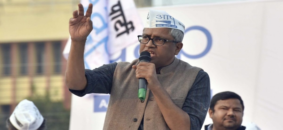 AAP used my surname without my consent during 2014 elections: Ashutosh (File Photo)