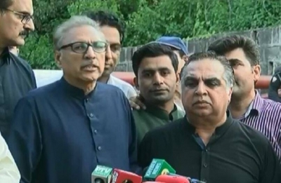 Pakistan: Nomination papers of three presidential candidates accepted