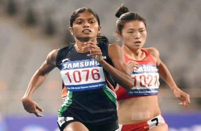 Sarita Gaekwad: The girl who once ran barefoot is now Asiad gold medallist