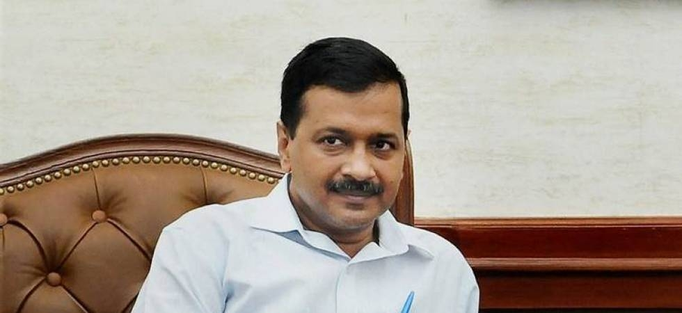 Arvind Kejriwal announces doorstep delivery of 100 types of govt services from 10 September (File Photo)