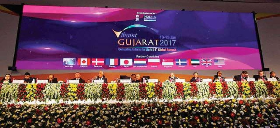 Image result for pakistan delegation at gujarat summit