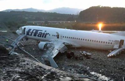 Russian airport worker dies, 18 injured in plane crash