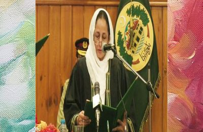 First woman chief justice takes oath in Pakistan