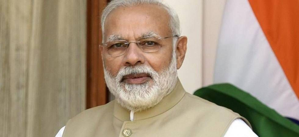 PM to release a book on Naidu's first year as Vice President (File Photo)