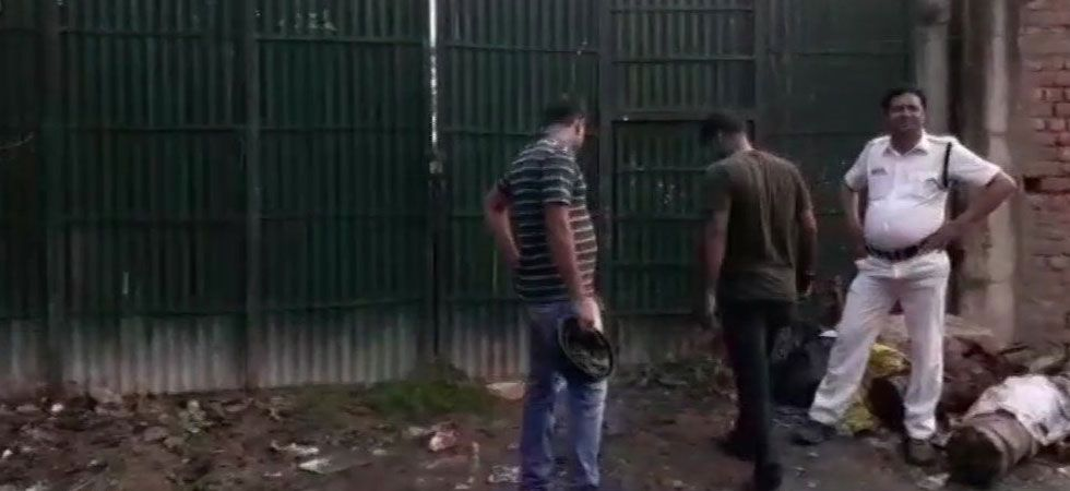 Not newborns but medical waste in plastic bags, clarifies Kolkata police (ANI Photo)