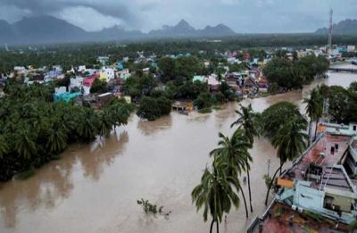 Monsoon rains, floods claim over 1,400 lives in 10 states, says Home Ministry