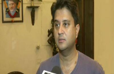 Madhya Pradesh BJP MLA's son issues death threat to Jyotiraditya Scindia