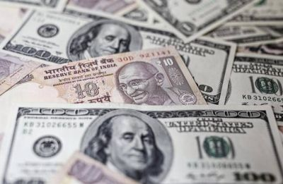 Rupee recovers from record low, up 23 paise against US dollar