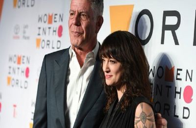 CNN pulls Asia Argento's episodes of Anthony Bourdain's 'Parts Unknown'