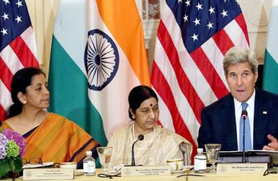 India, US to discuss range of crucial issues during 2+2 talk