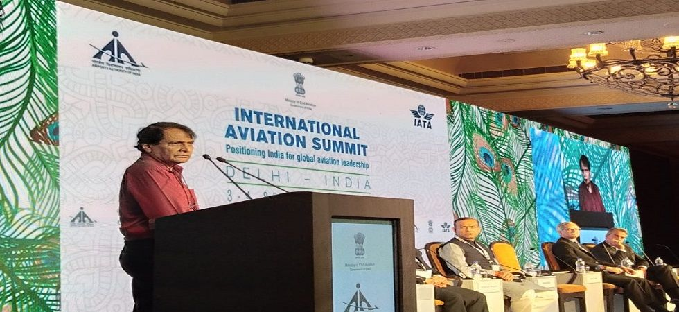 India to build 100 new airports worth $60 billion (Photo- Twitter/@sureshpprabhu)