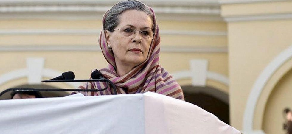 Sonia Gandhi's NAC was 'supporting ground for Naxalites', alleges BJP (PTI Photo)