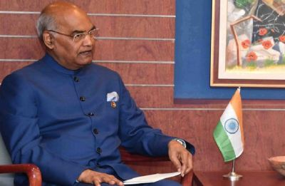 President Kovind in Cyprus: Youth shouldn't get carried away by instantness of technology