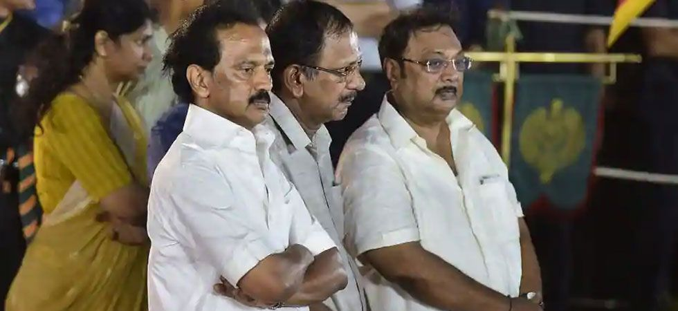 DMK Family Feud: Miffed Alagiri all out to wreck Stalin's prospect in in Tamil Nadu politics (PTI Photo)