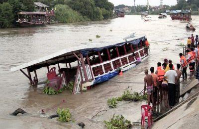 Assam: Three dead, 11 missing in Brahmaputra boat mishap