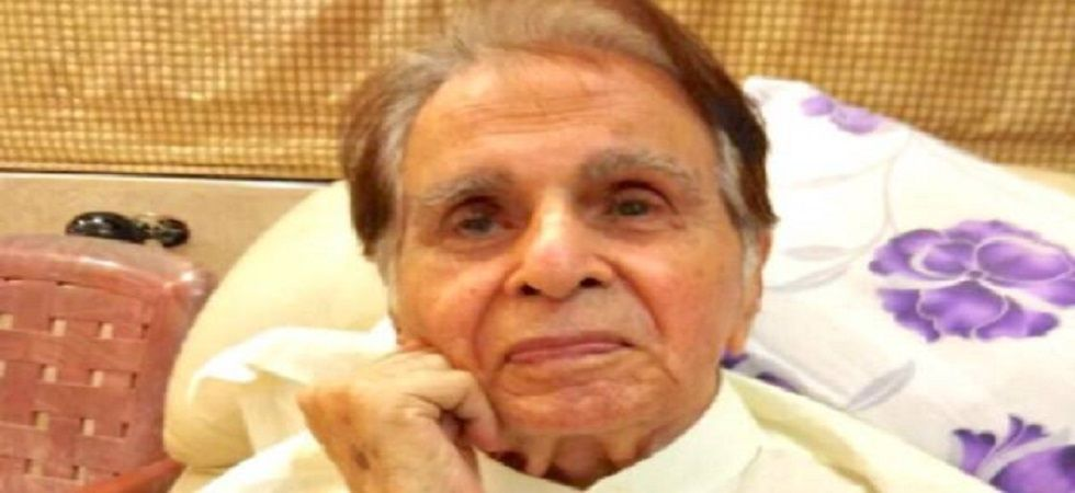 Actor Dilip Kumar Hospitalised (Twitter)