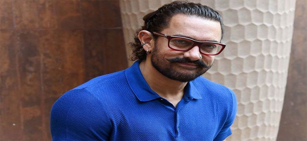 I have a curious mind: Aamir Khan (Photo:Twitter)