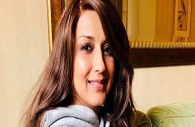 Sonali Bendre shares her new look with a wig