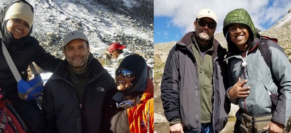 Rahul Gandhi on Kailash Mansarovar Yatra: 'Gentle, tranquil and calm' photos silence critics