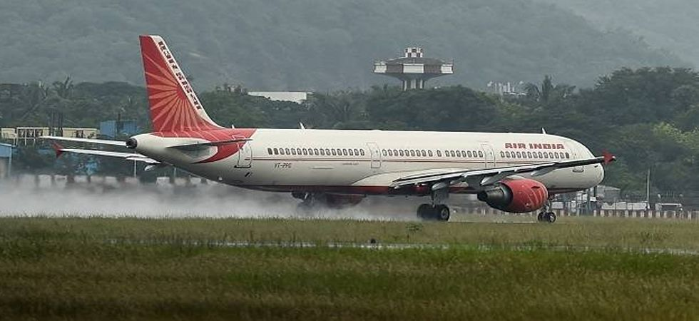 Air India plane lands on wrong runway at Male airport (File photo)