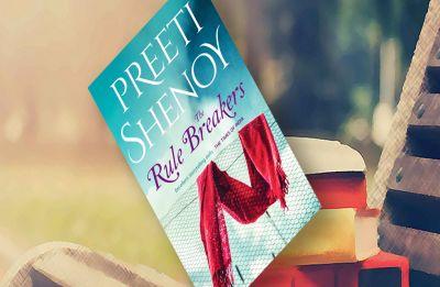 "Preeti Shenoy pens new book— ""The Rule Breakers"""