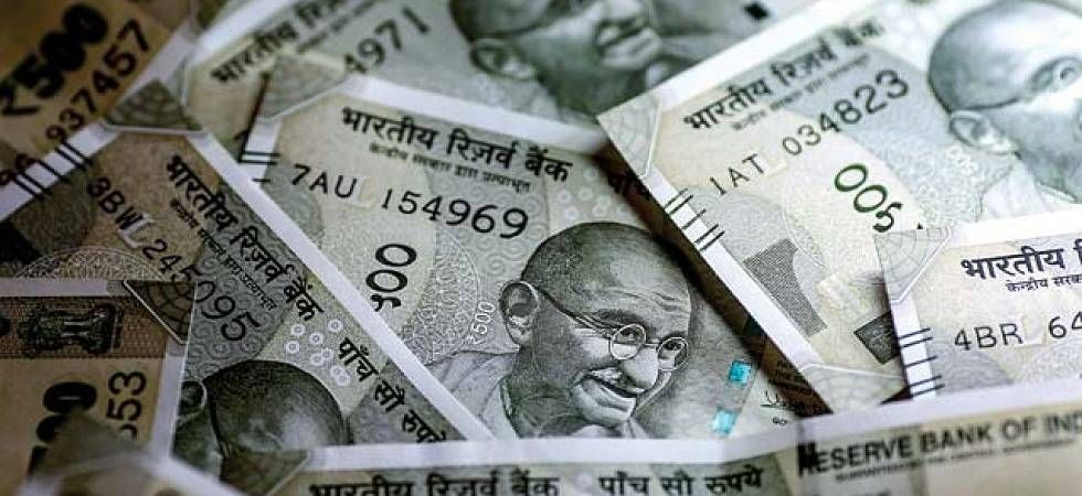 Rupee firms up by 24 paise to 71.75 against dollar in morning trade (PHOTO: Rupee)