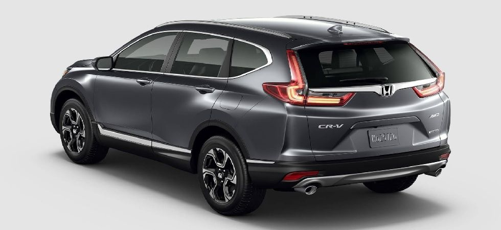 Honda CR-V 2018 launch on October 9; Know price, specs and more (Image: Twitter)