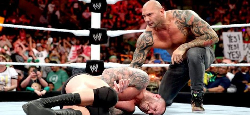 Batista is 'sure' of WWE comeback, says he misses the 'audience' and 'buzz' (Photo: Twitter)