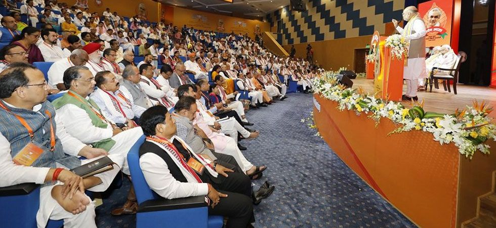 BJP National Executive LIVE: (File Photo)